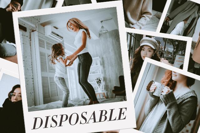 Free Disposable Camera Effect Preset
