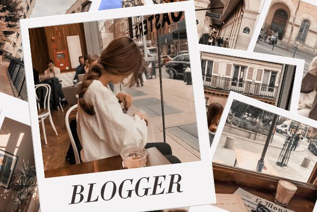 Free Blogger Preset