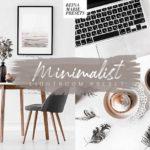 Free Minimalist Lightroom Preset