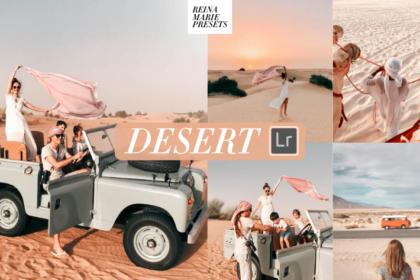 Desert Lightroom Preset Free
