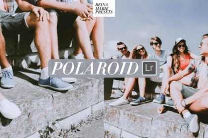 Polaroid Lightroom Preset Free Download