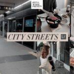 City Streets Lightroom Preset