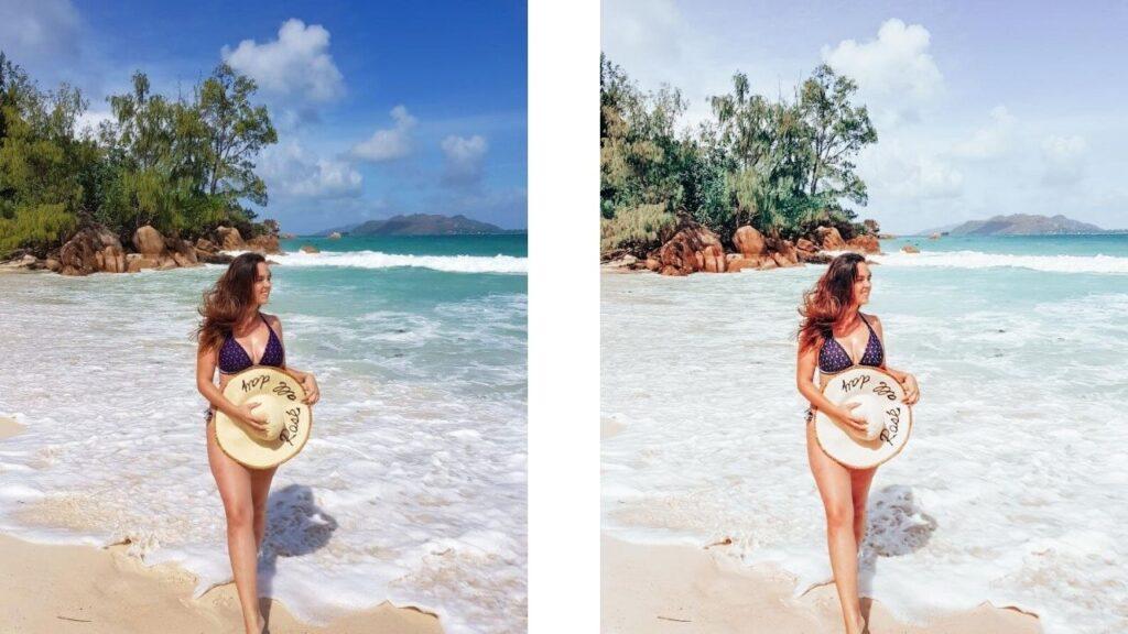 Free Boracay Travel Preset