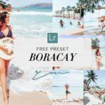 Free Boracay Lightroom Preset Beach Preset