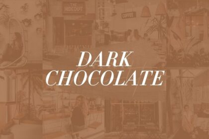 Free Dark Chocolate Lightroom Preset
