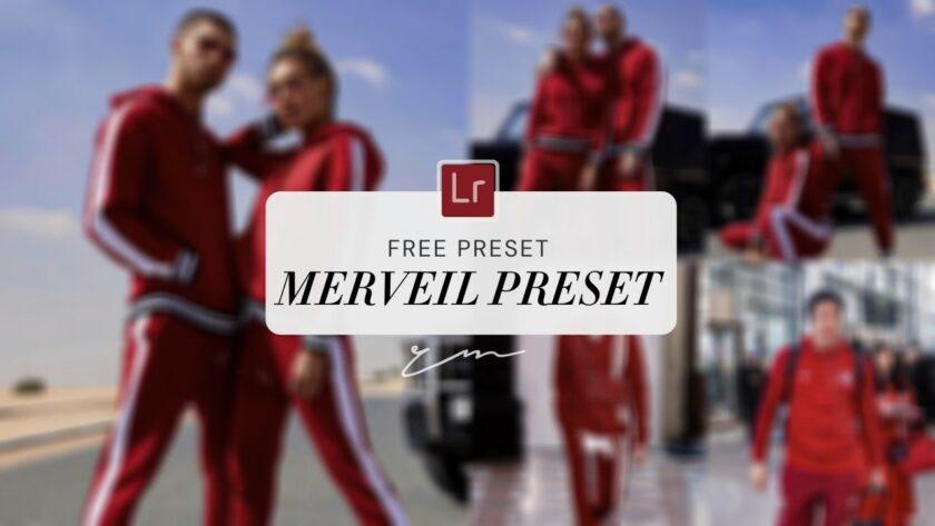 Vermeil Red Free Lightroom Preset