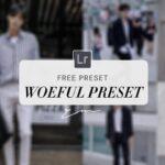 Woeful Free Lightroom Neutral Preset