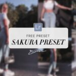 Sakura Neutral Free Lightroom Preset