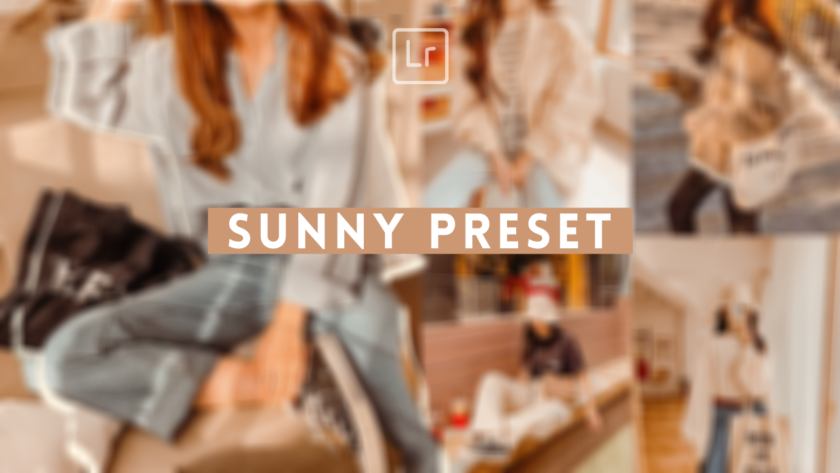 Free Sunny Lightroom Preset