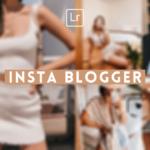 Instant Blogger Free Lightroom Preset