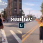 Sunbae Korean Free Lightroom Preset