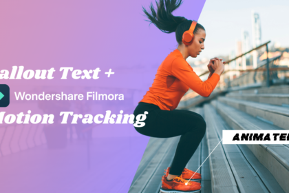 Animated Callout Text + Motion Tracking in Wondershare Filmora X Tutorial