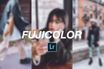 Free Fujicolor Film Lightroom Preset