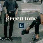 Green Tone Lightroom Preset