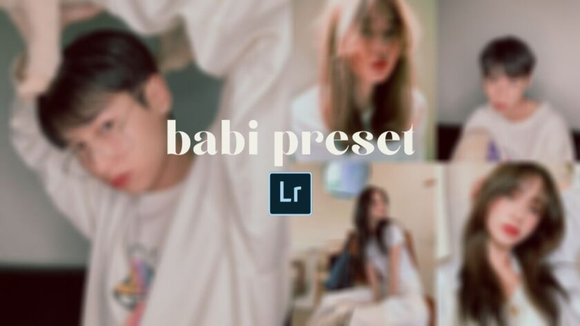 babi preset lightroom free