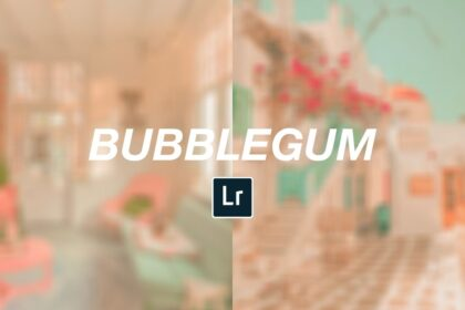 Bubblegum Lightroom Preset