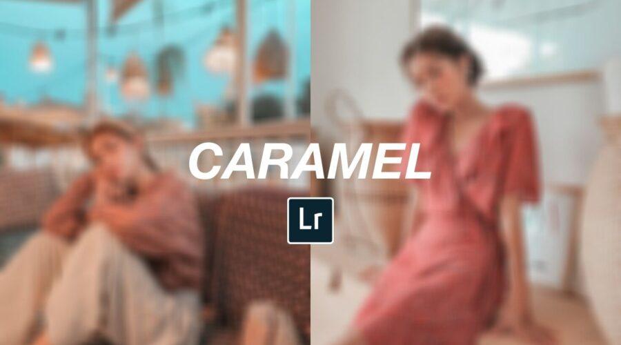 Caramel Lightroom Preset Free ReinaMarie Presets