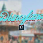 Disneyland Preset Lightroom Free