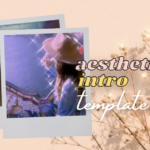 Aesthetic Camera Intro Template No Text Free Download