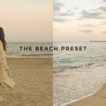The Beach Free Lightroom Preset